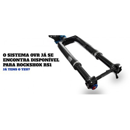 "Cartouche intelligente OVR ( 29"" Rock Shox RS1 80/100 mm )"